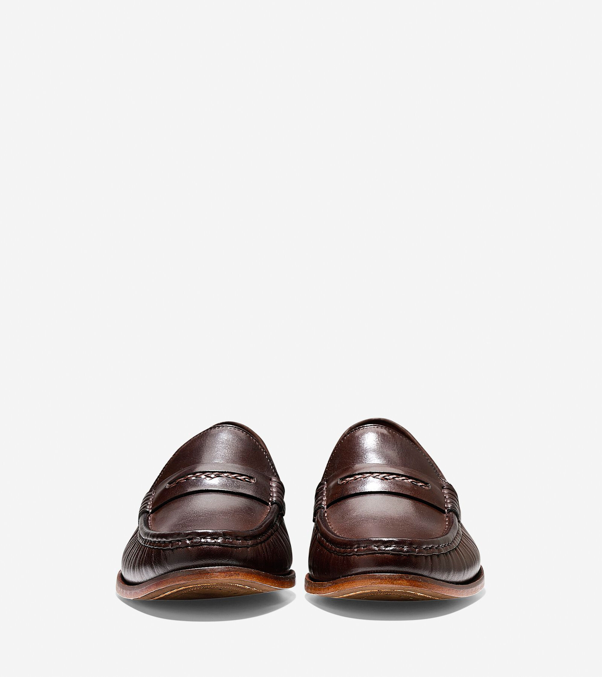 Mens Pinch Gotham Penny Loafers In Chestnut Cole Haan D Island Shoes Casual Oxford Genuine Leather Brown Loafer