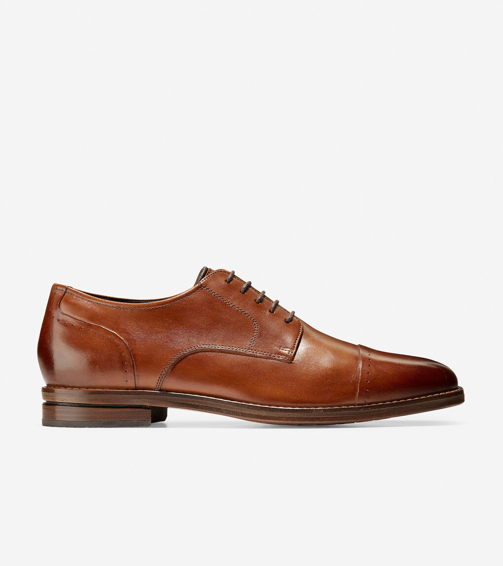 Mens Giraldo Grand 2.0 Cap-Toe Oxford
