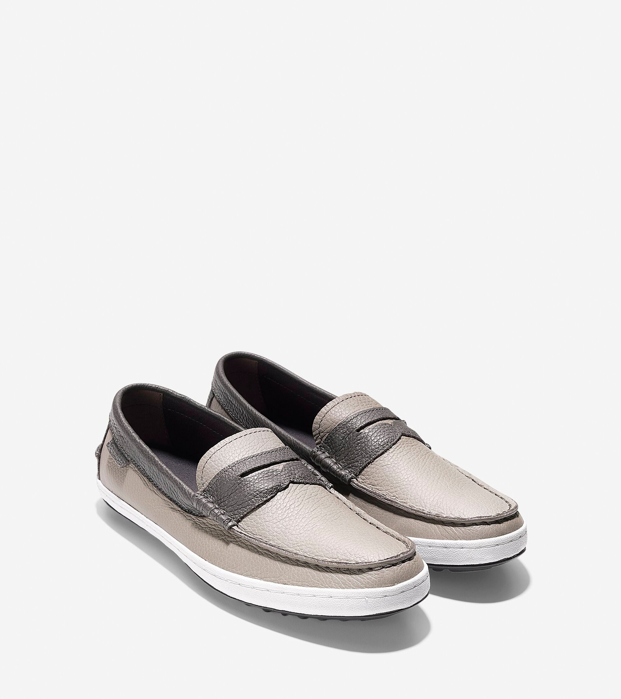 b74404cf737 Men s Pinch Weekender Road Trip Penny Loafers in Ironstone