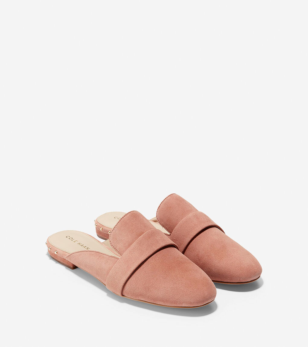 Womens Deacon Loafer Mule