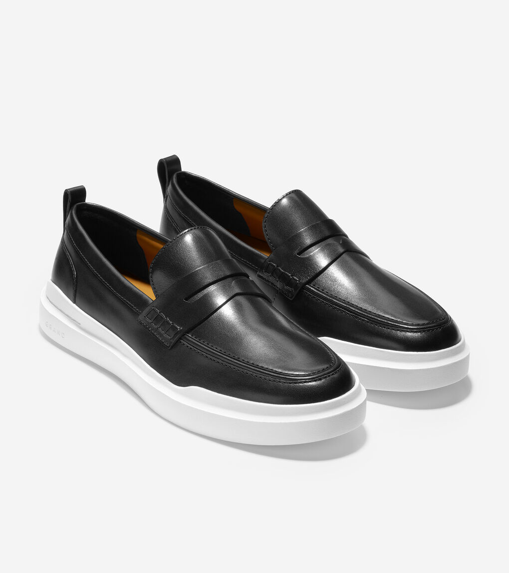 MENS Cole Haan x Xhibition GrandPrø Rally Penny Loafer