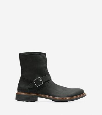 Bryce Water-Resistant Zip Boot