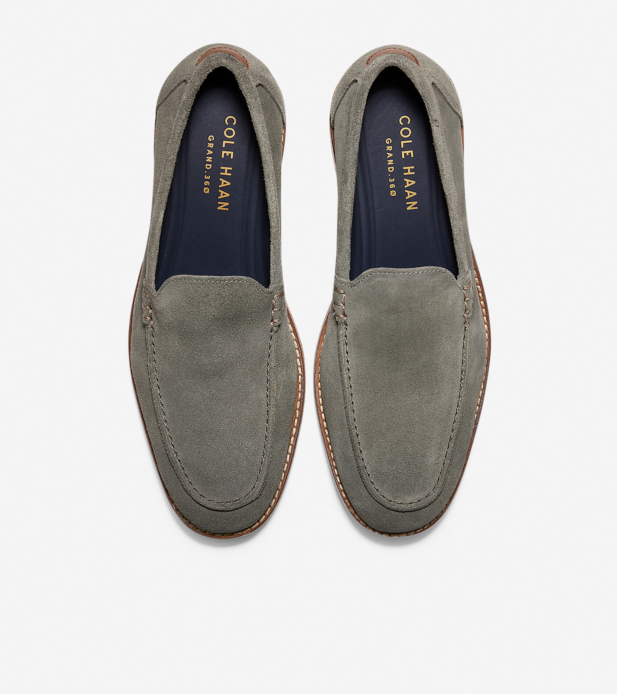 c8b98382d31 Men s Feathercraft Grand Venetian Loafers in Magnet