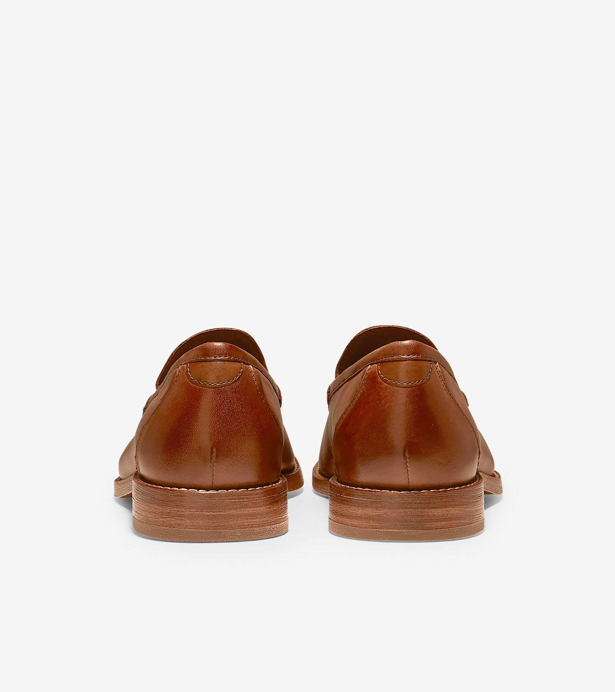 1ff6d8c625d Men s Feathercraft Grand Venetian Loafers in British Tan