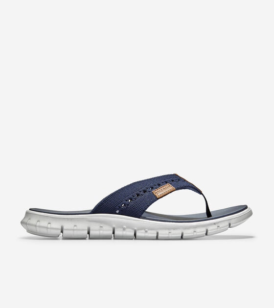 Sandals > Men's ZERØGRAND Thong Sandal with Stitchlite™