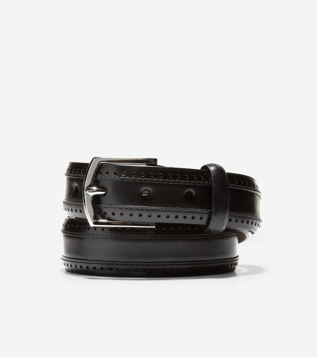 MENS Dawson 32mm Perforated Belt