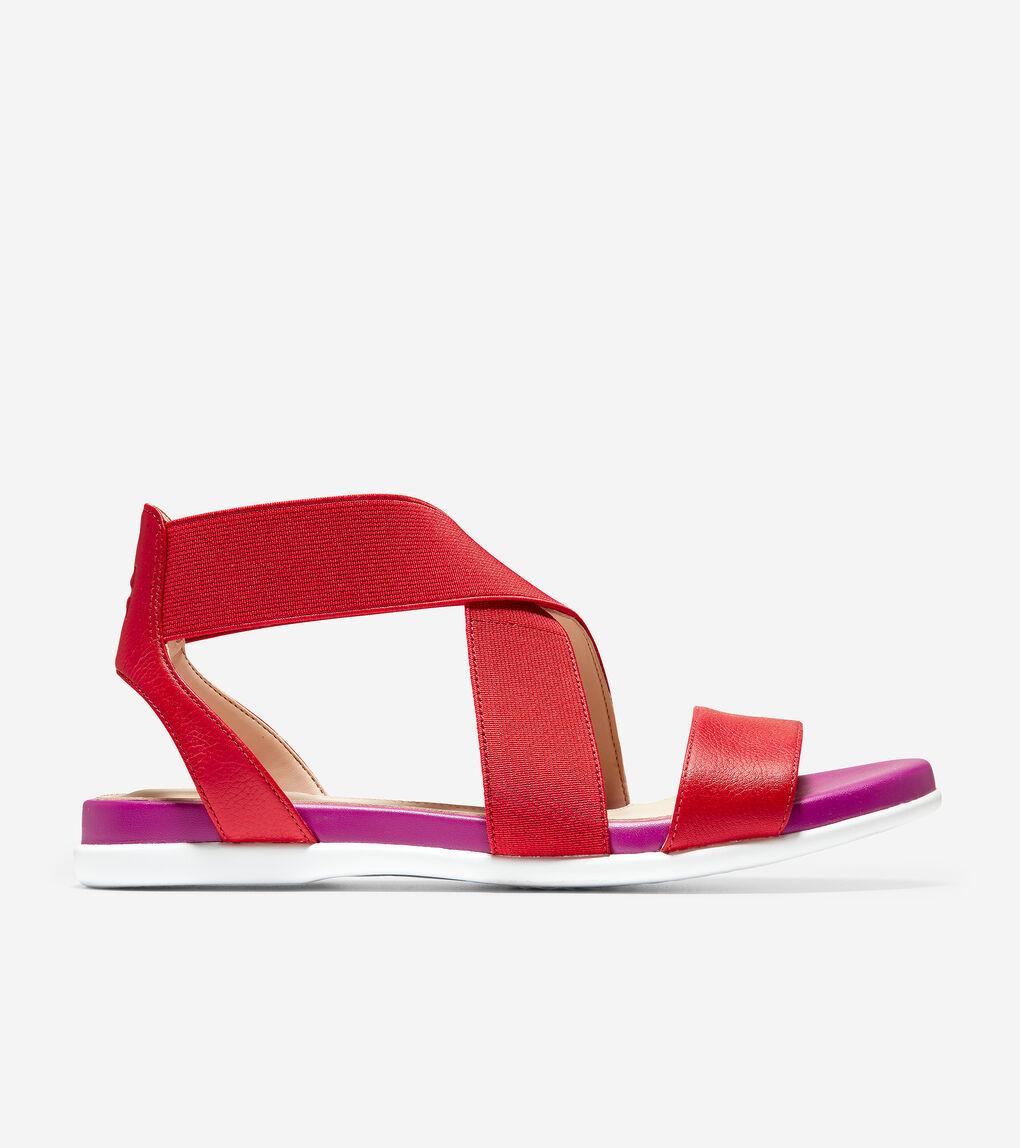 WOMENS Grand Ambition Elastic Sandal