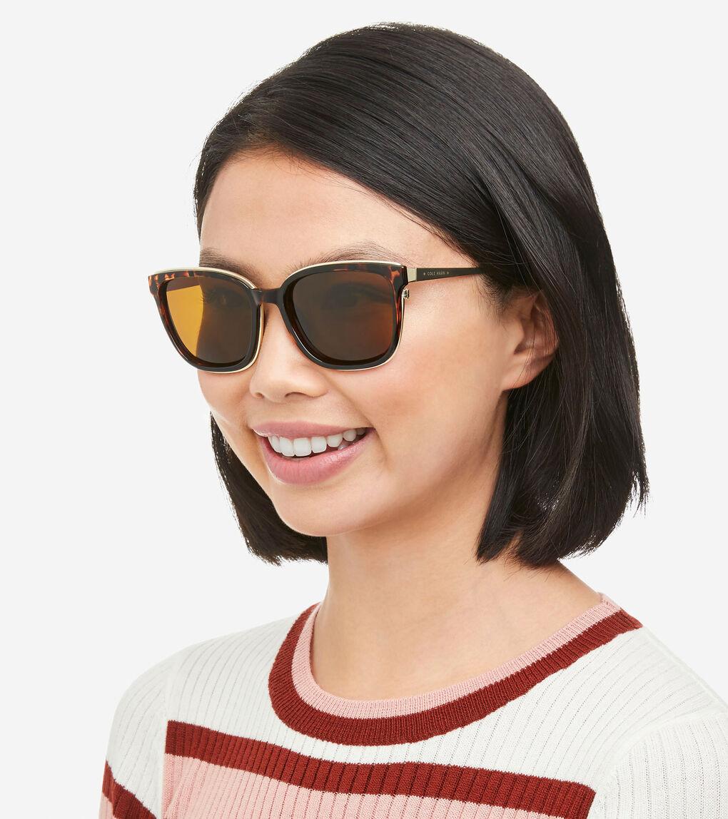 WOMENS Classic Rectangle Sunglasses