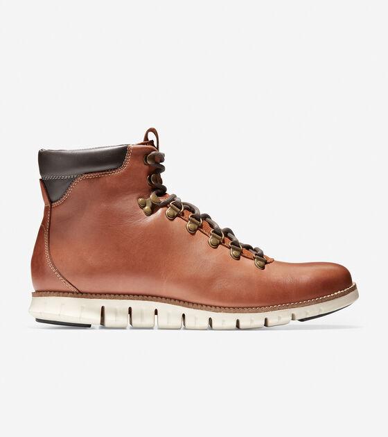 Men s ZEROGRAND Water Resistant Hiker Boots in Woodbury  23e169b98