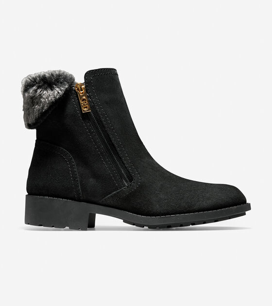 Shoes > Quinney Waterproof Bootie (40mm)
