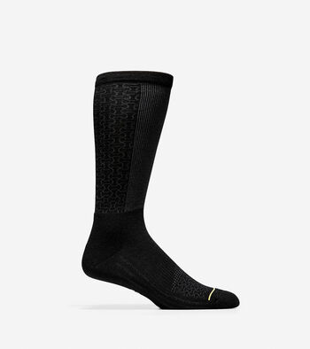 Grand.ØS Merino Auxetic Texture Socks