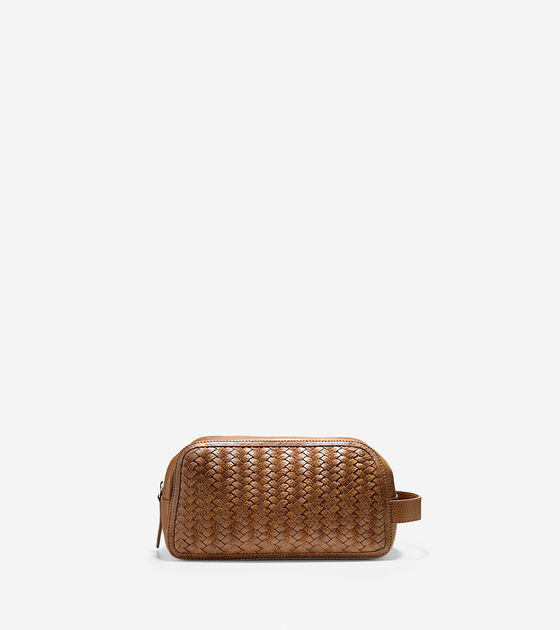 2bc30478a10 Chamberlain Toiletry Kit in Luggage   Mens Wallets   Cole Haan