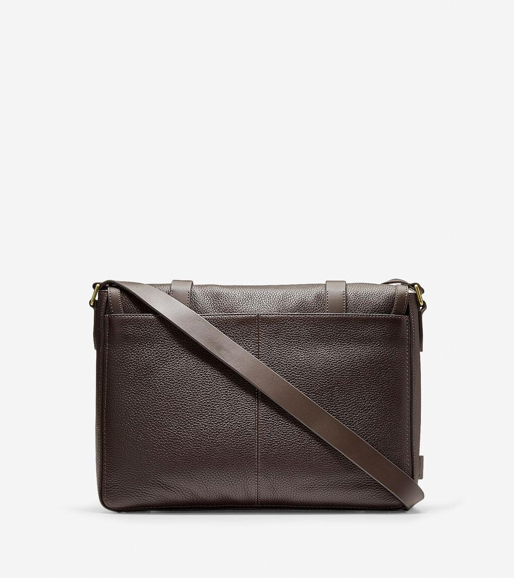 Mens Brayton Messenger Bag