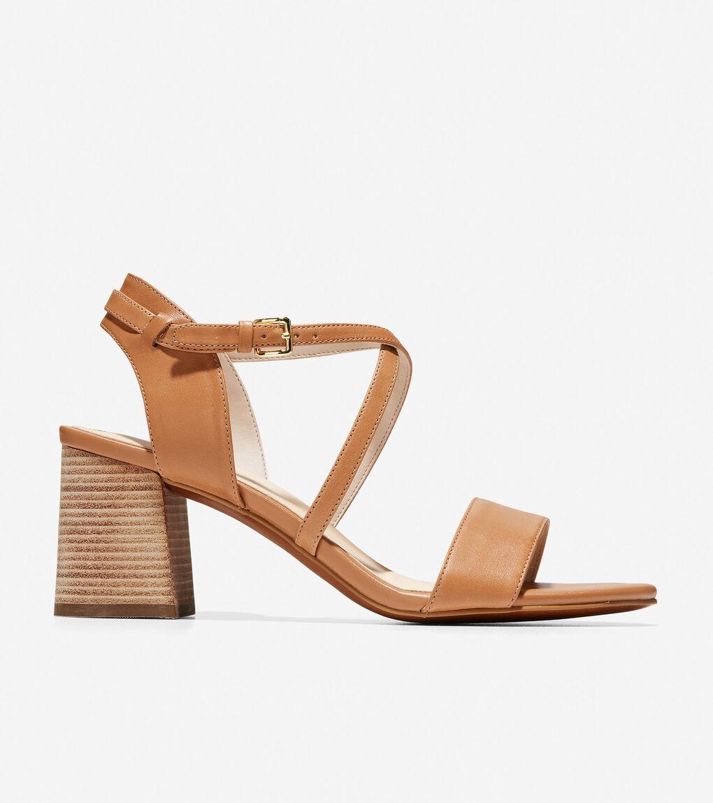 Womens Joslyn Block Heel Sandal (65mm)