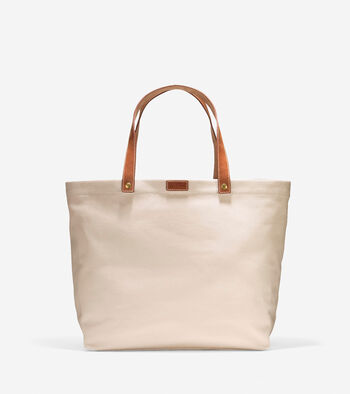 Pinch Canvas Tote