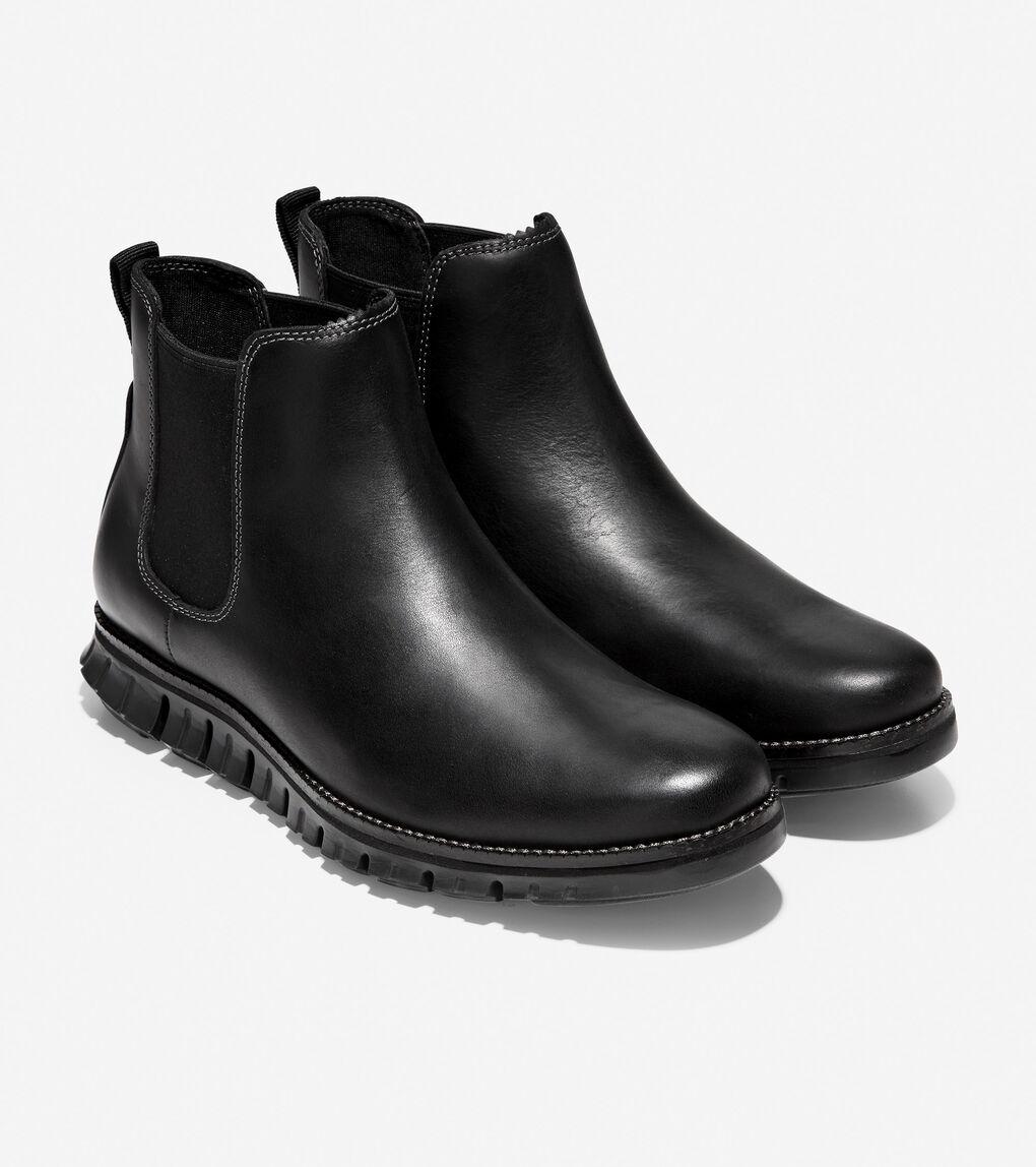 Mens ZERØGRAND Chelsea Boot