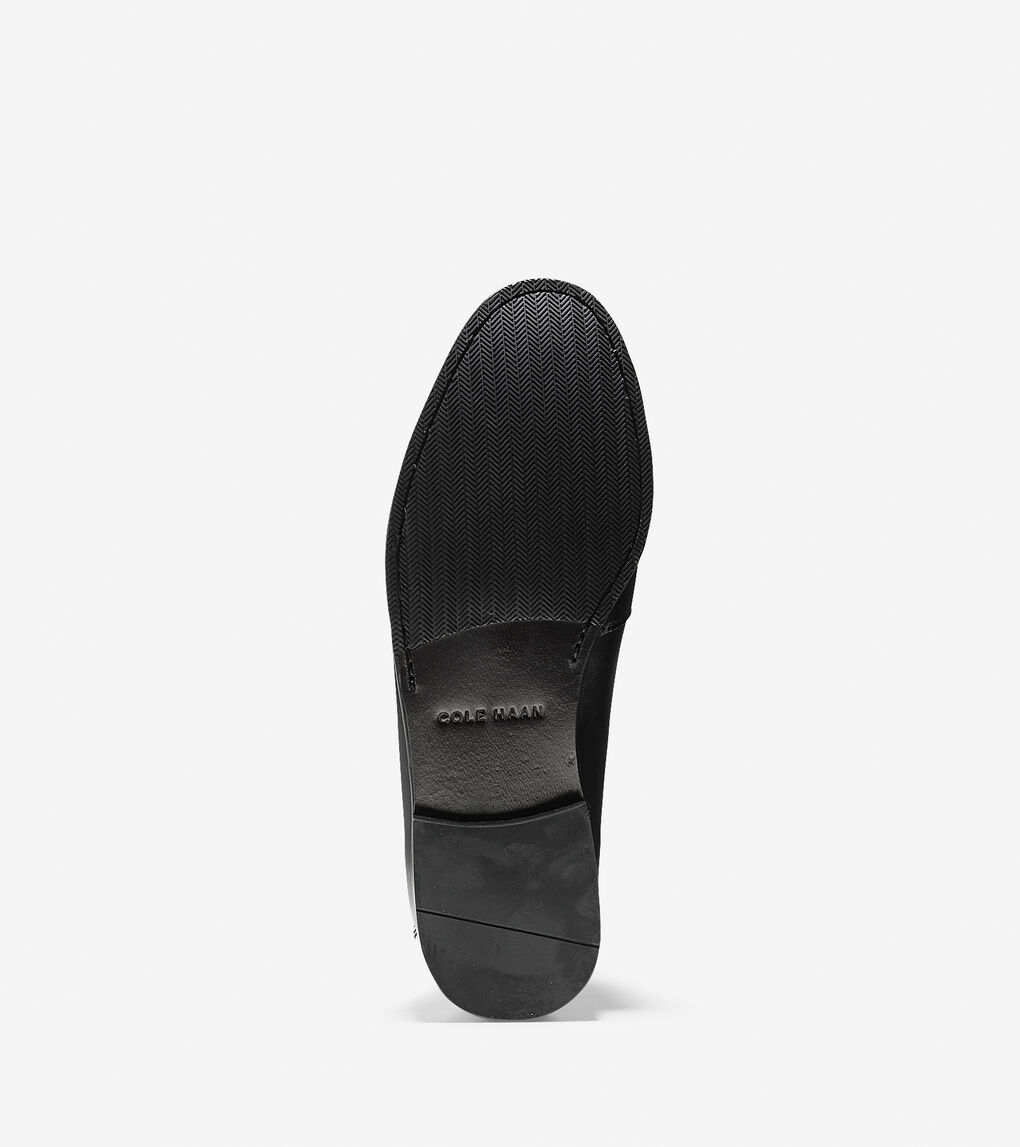 90f4c80cb8d Men's Ascot Bit Loafers in Black : Sale   Cole Haan