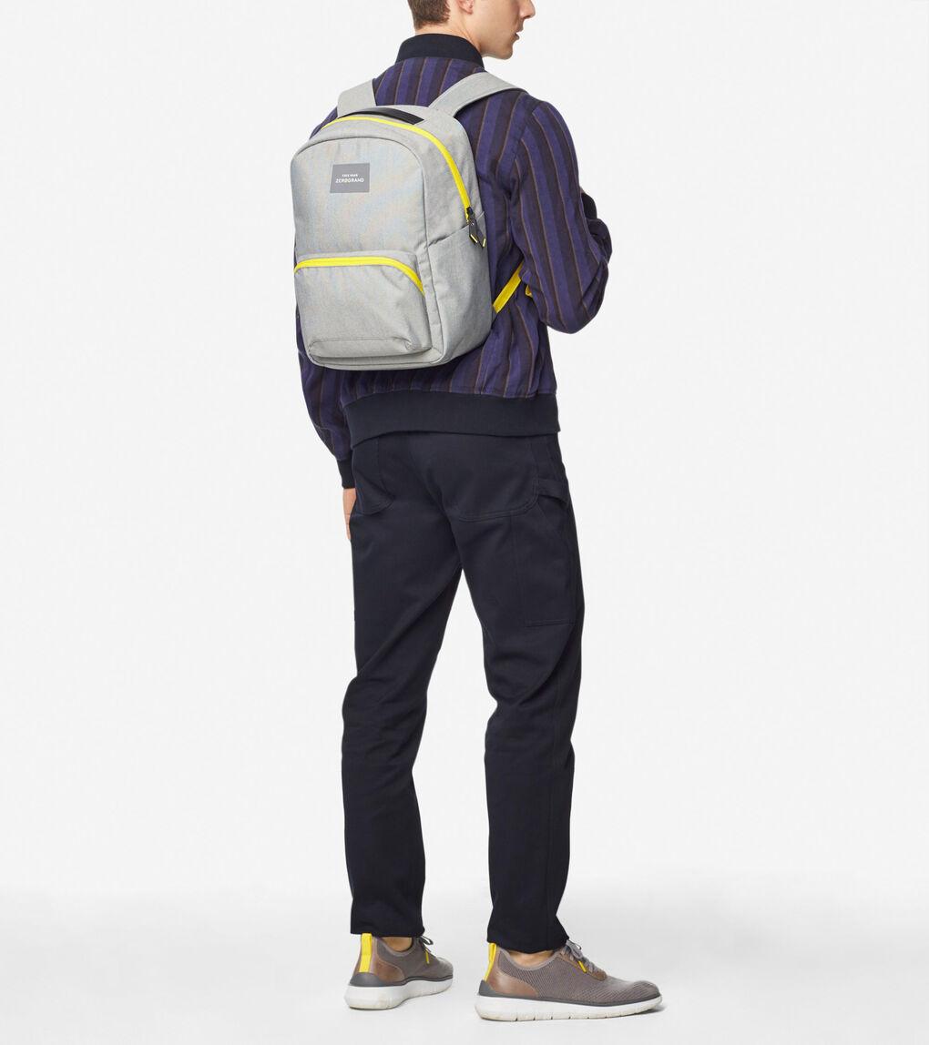 Mens ZERØGRAND Backpack