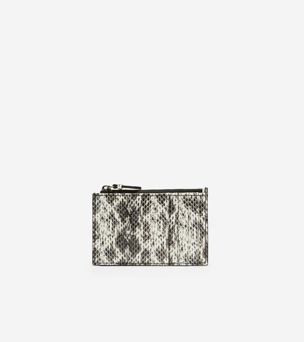 WOMENS GRANDSERIES Card Case with Zip