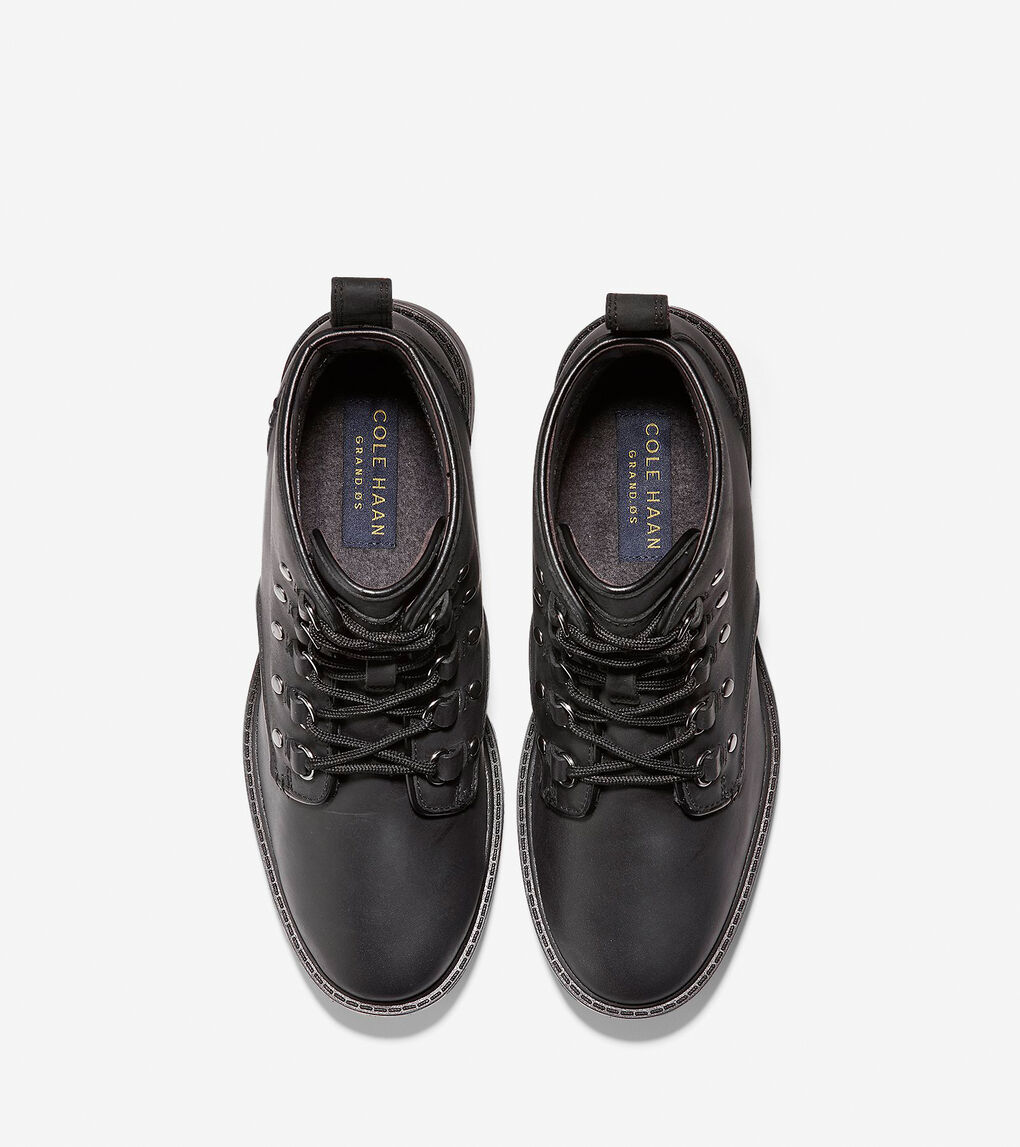 Womens Briana Grand Lace-Up Hiker Boot