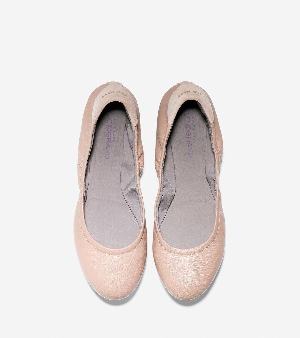 Womens StudiøGrand Packable Ballet Flat