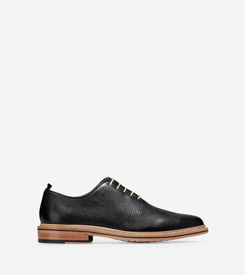 Washington Grand Unlined Laser Wingtip Oxford