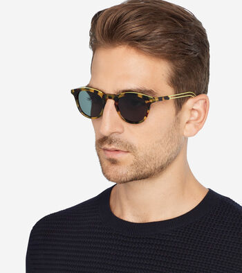 Washington Grand Square Sunglasses
