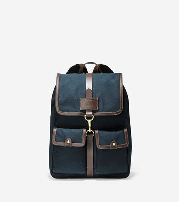 Matthews Canvas Backpack