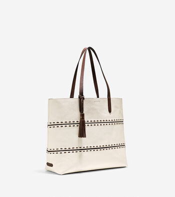 Pinch Lacing Tote