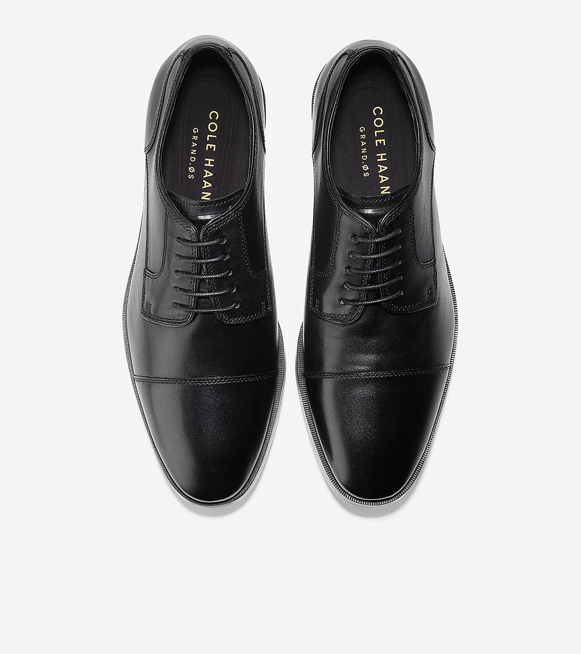 d83d098d017 Men s Jay Grand Cap Toe Oxfords in Black