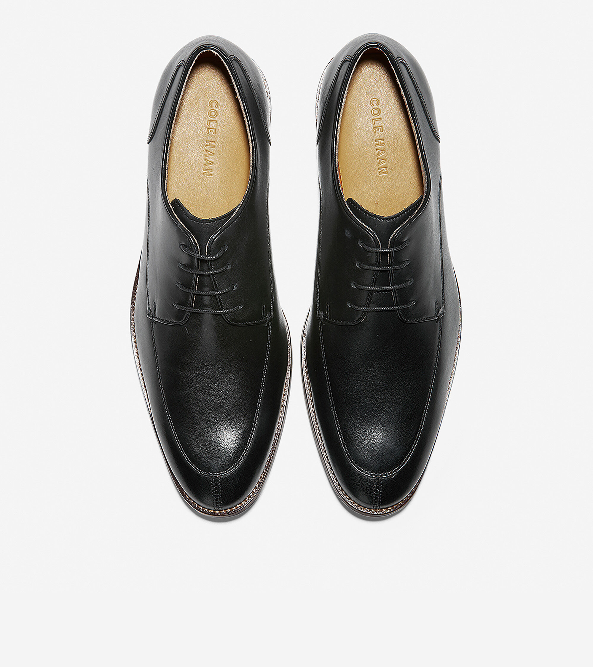 0b5420281ecf Men s Lenox Hill Split Toe Oxfords in Black Waterproof