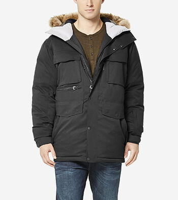 Men's ZERØGRAND Explore Parka