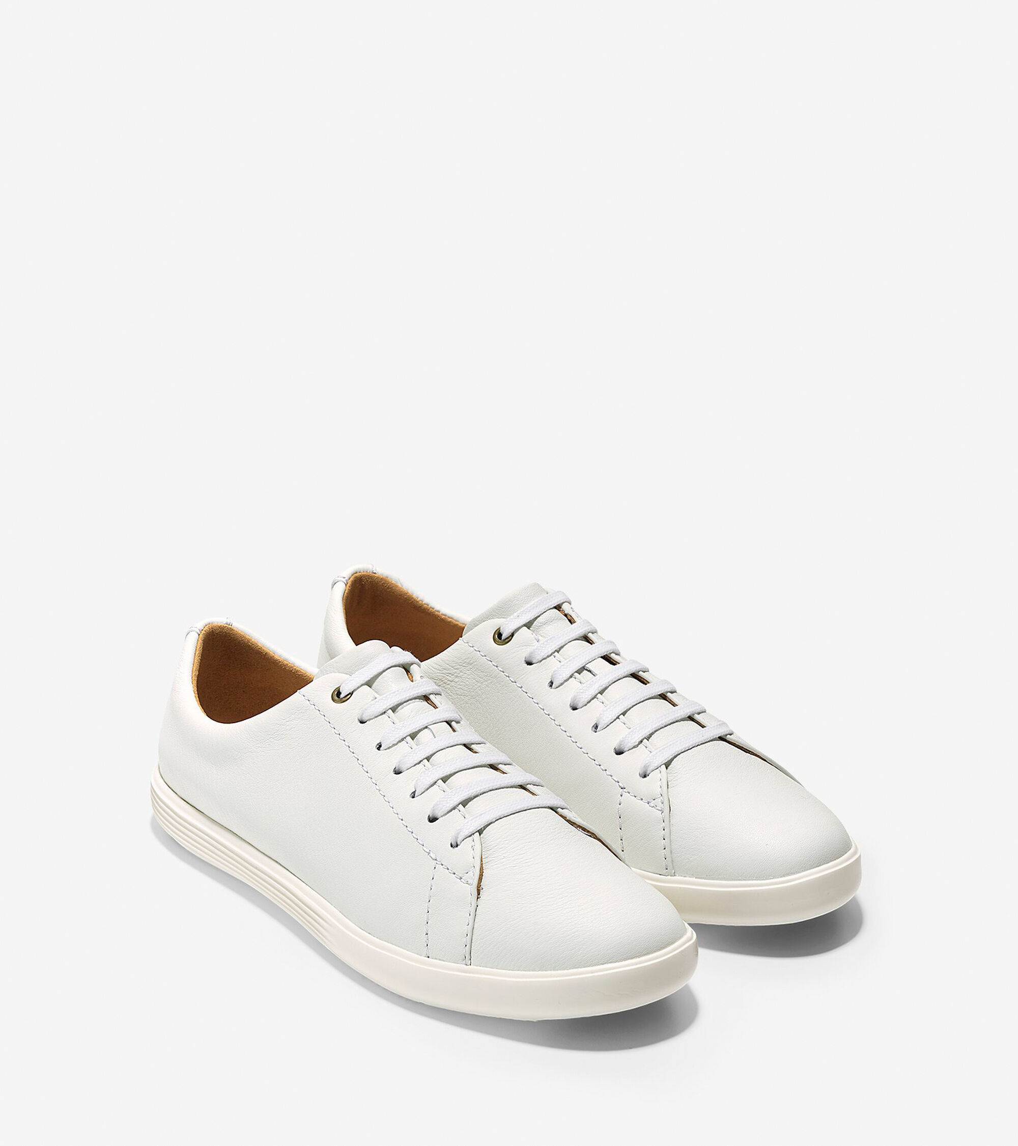 33c5f0e3c58 Women's Grand Crosscourt Sneakers in Bright White | Cole Haan