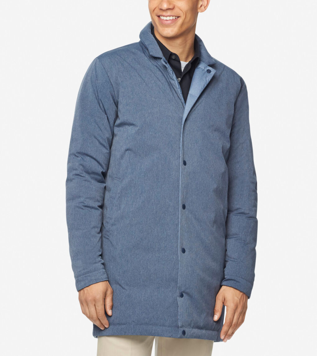 Mens ZERØGRAND Reversible Insulated Jacket