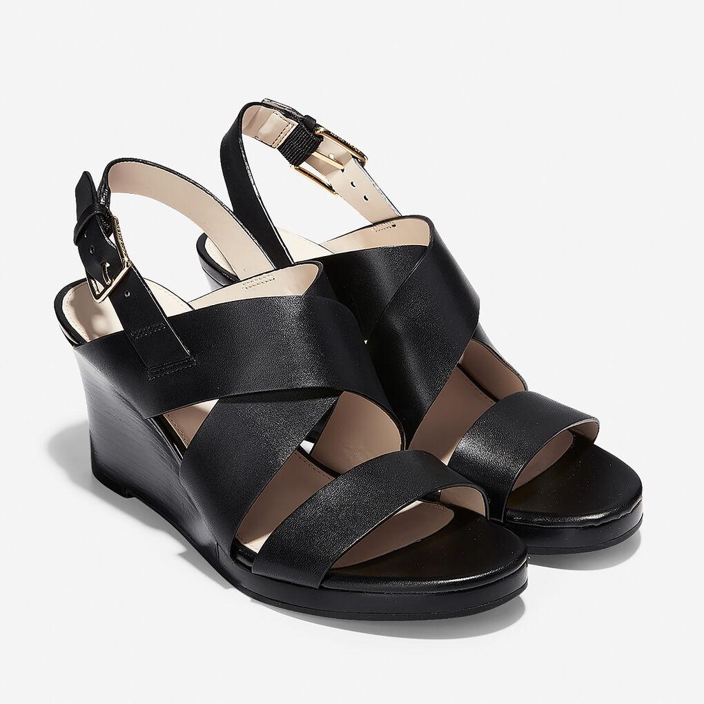Womens Penelope Wedge Sandal (70mm)