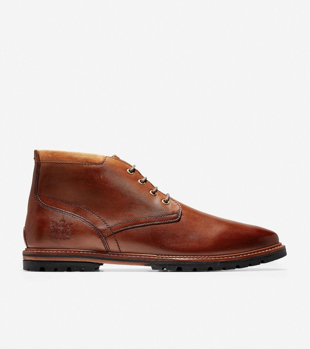 6f47f983df8 Men's Raymond Grand Chukka Boot in Mesquite Handstain | Cole Haan US