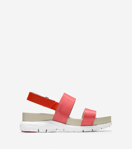 50-70% Off > Women's ZERØGRAND Slide Sandal