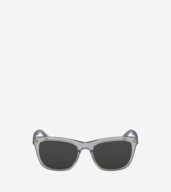 Acetate Square Wayfarer Sunglasses