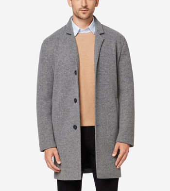 Grand.ØS Stretch Wool Jacket