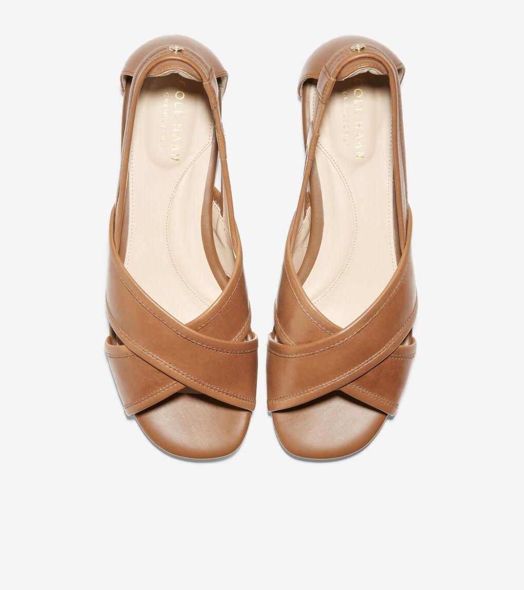 WOMENS Modern Classics Lewis Flat Sandal