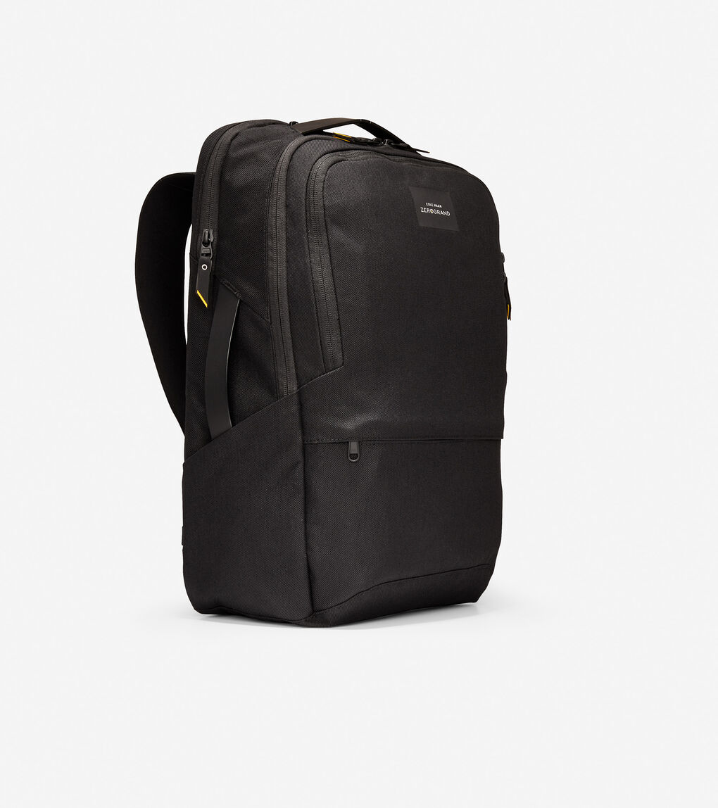 Mens ZERØGRAND City Backpack