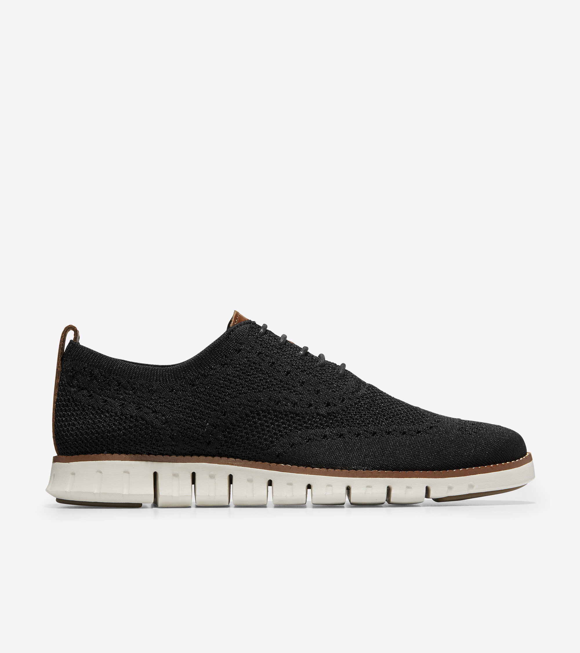 Cole Haan Mens ZEROGRAND Stitchlite Wingtip Oxford Shoes