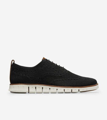 Men's ZERØGRAND Stitchlite Wingtip Oxford