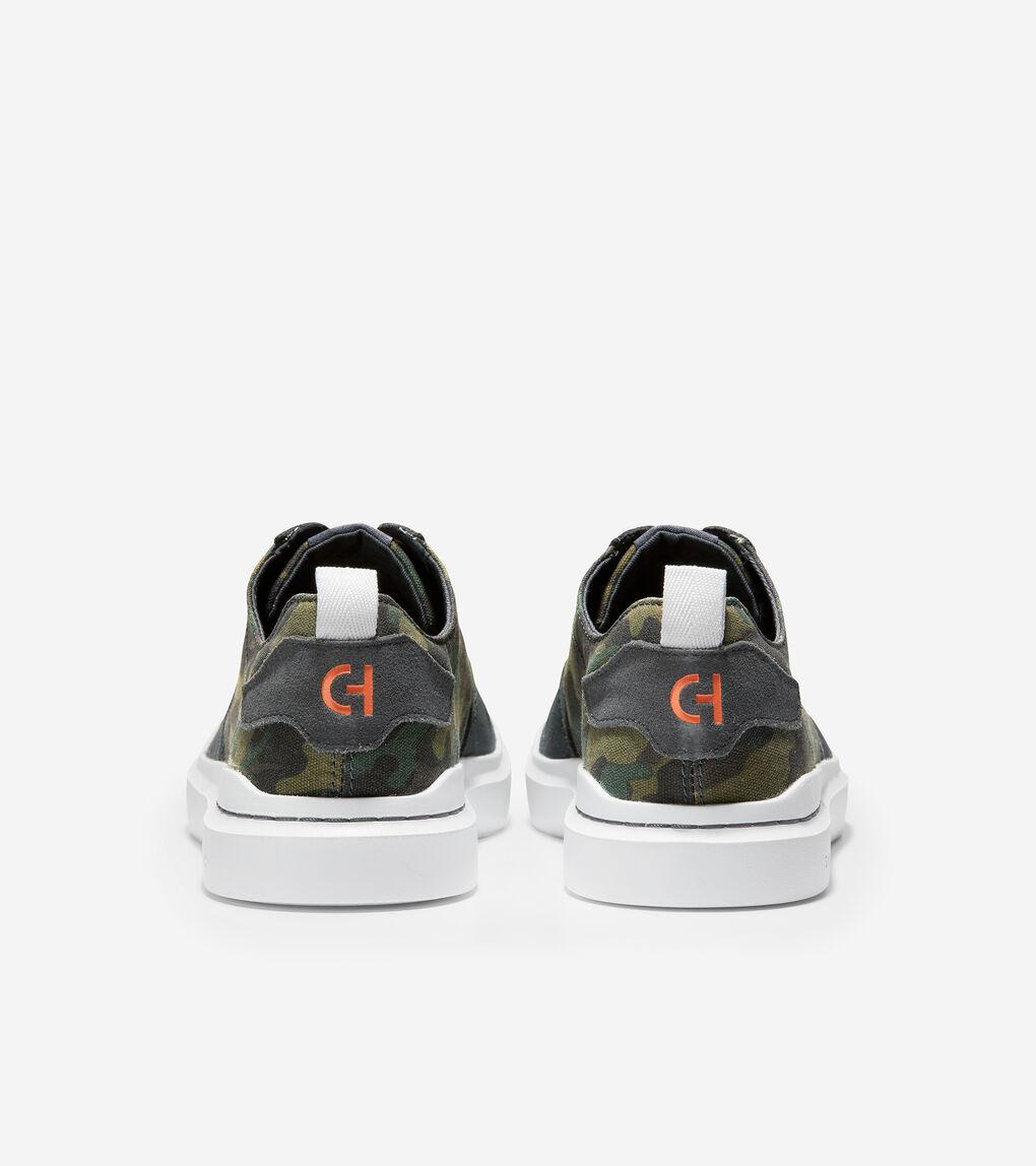 MENS GrandPrø Rally Canvas Court Sneaker