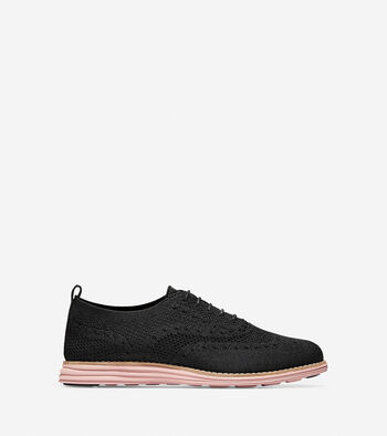 Women's ØriginalGrand Wingtip Oxford with Stitchlite™
