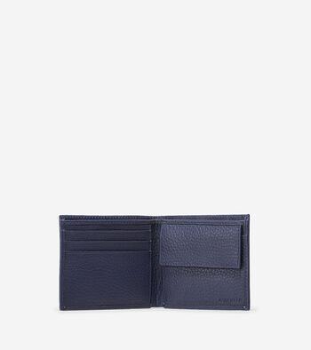 Brayton Bifold Wallet with Coin Pocket