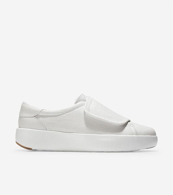 Sneakers > Women's GrandPrø Tennis Flatform Monk Sneaker