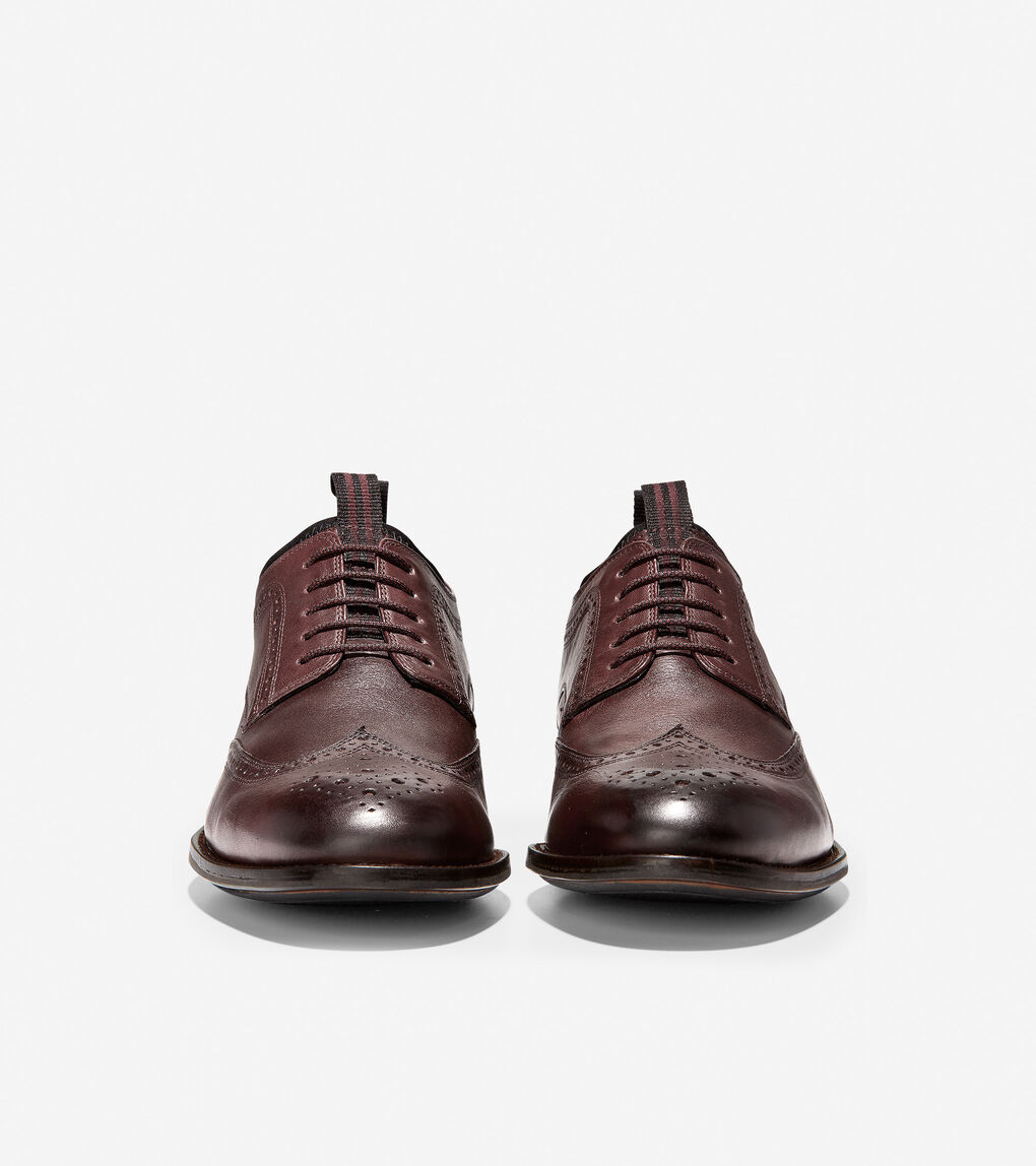 Mens Holland Long Wing Oxford