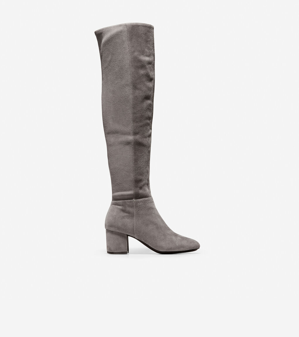 Womens Elnora Over The Knee Boot (60mm)