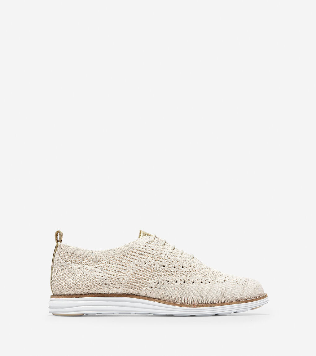 Womens ØriginalGrand Wingtip Oxford